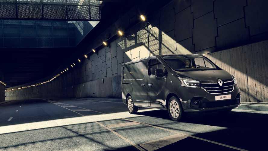 Renault Trafic, un restyling per restare ai vertici
