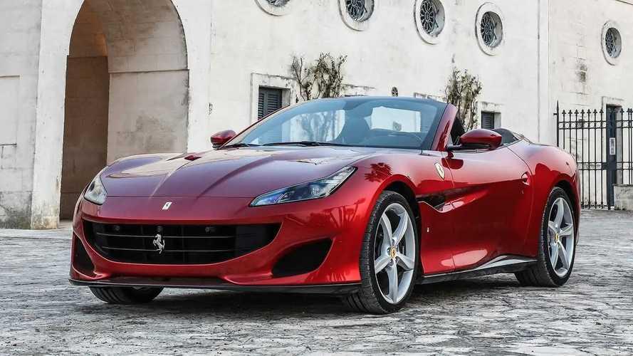 Ferrari Lineup Pricing