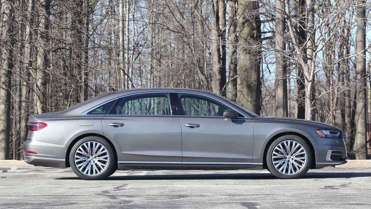 3. Audi A8 – 39.8 days on market