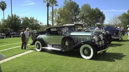 Classic car club of america preserves history for future generations