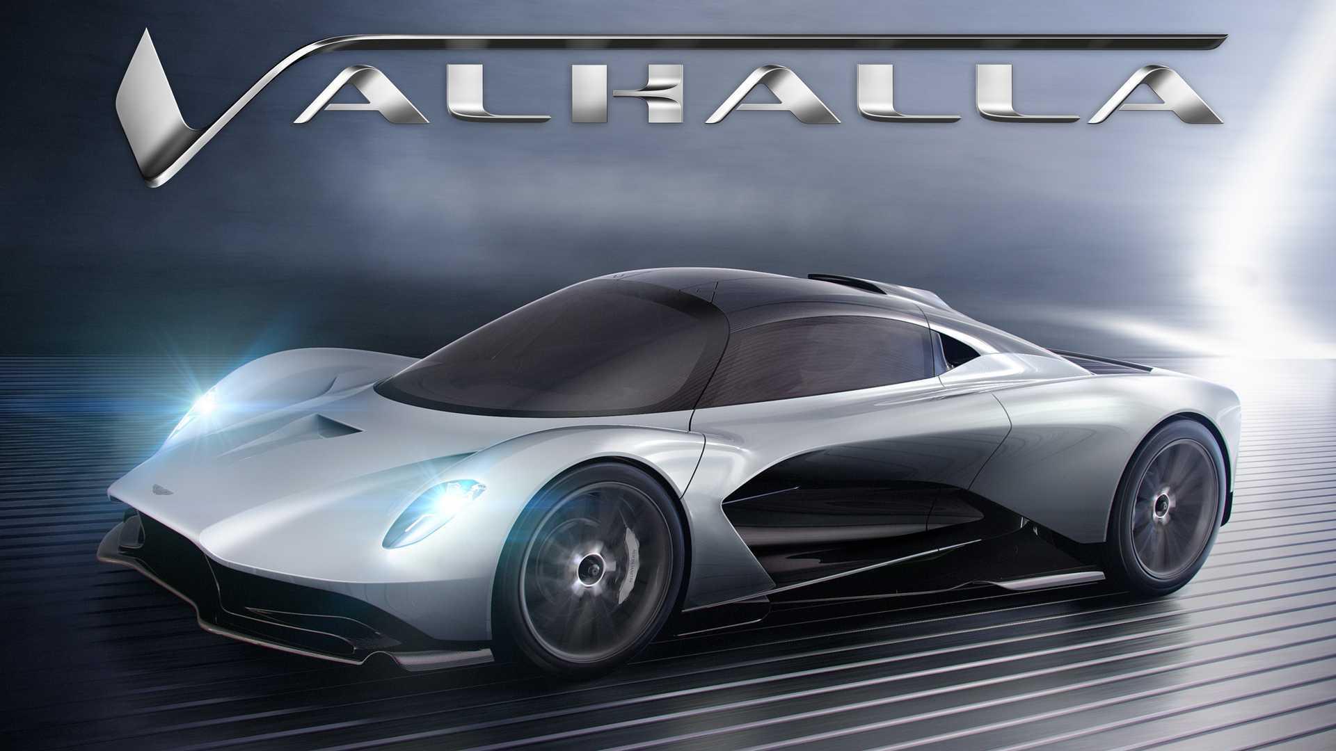 Aston Martin Valhalla El Nombre Definitivo Del Am Rb 003