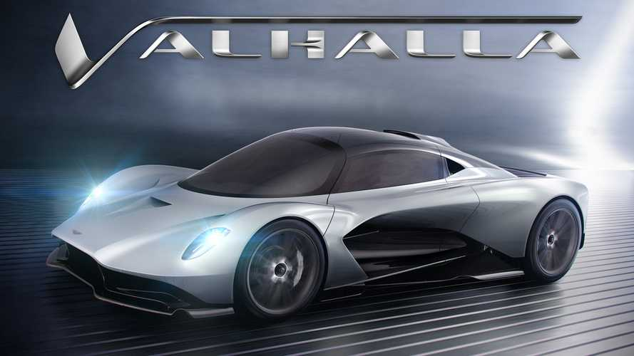 Aston Martin Valhalla Arrives To Give AM-RB 003 A Much Better Name