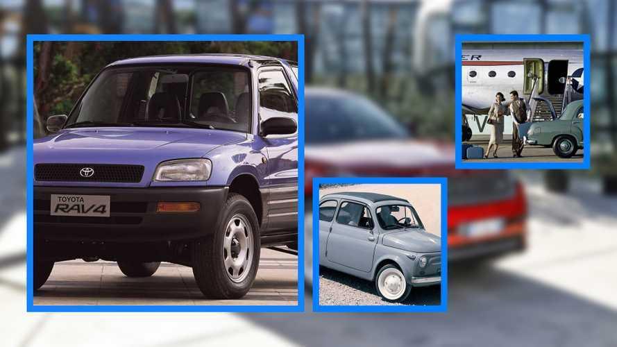 Berline, SUV, supercar... tutte le prime auto della
