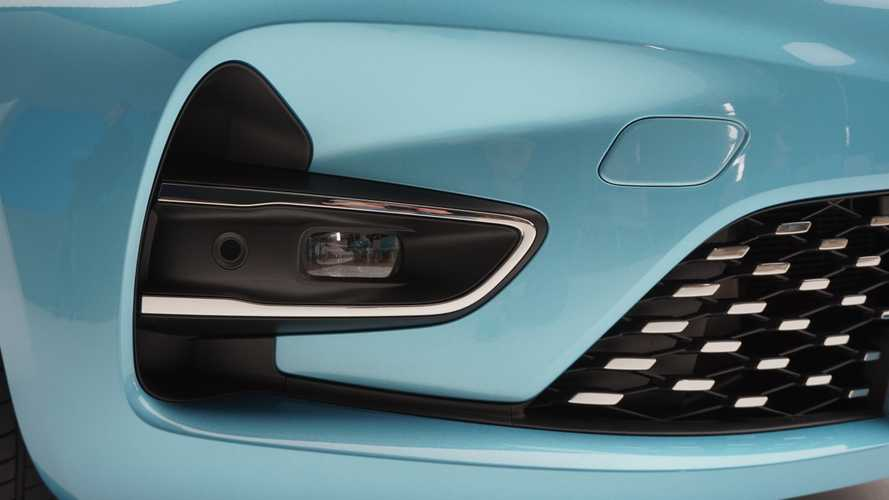 Renault ZOE 2020 (fotos de estudio)
