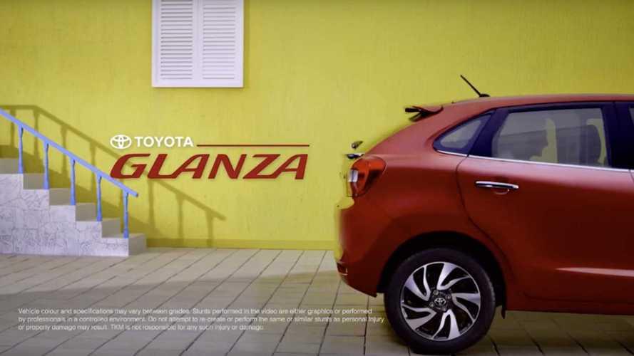 Novo Toyota Glanza fará papel do Yaris na Índia