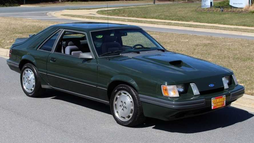 SVO Mustang Is Just One Of Four In Existence