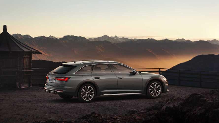 Новые универсалы Audi A6 прошли российскую сертификацию
