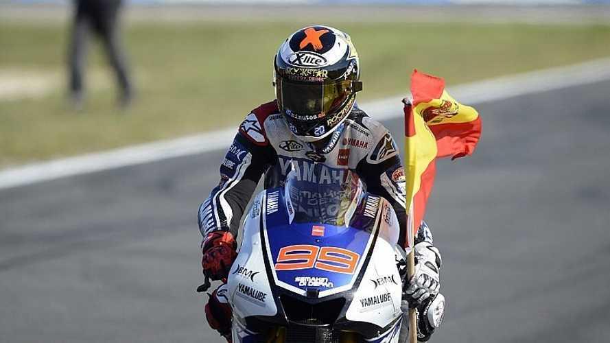 Lorenzo será nombrado Leyenda de MotoGP en el próximo GP de España