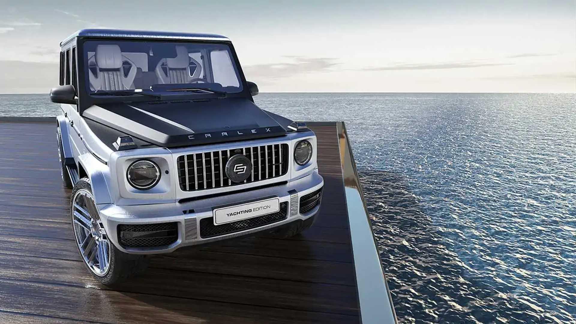 Carlex Design G-Yachting Limited Edition