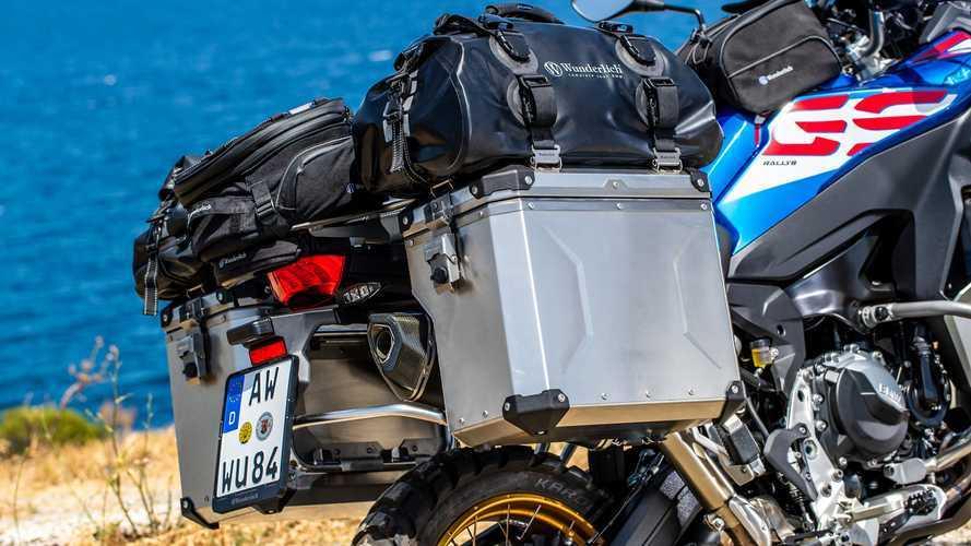 Wunderlich Extreme, il set di valigie per BMW GS