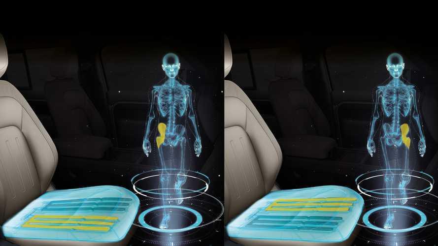 Jaguar Land Rover entwickelt Sitze mit Elektro-Massagefunktion