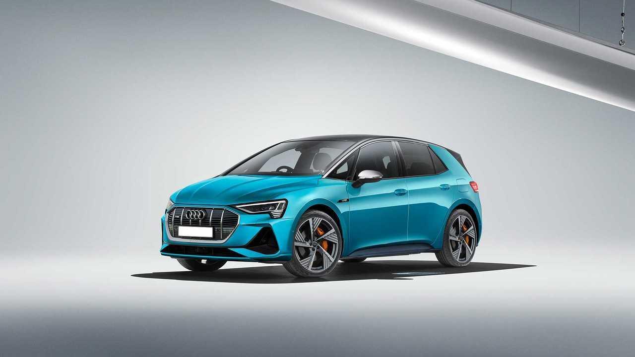 Audi E-Tron Hatchback