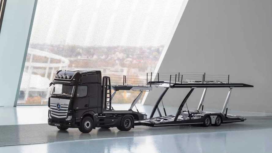 """Modellismo, è il momento dei """"big truck"""""""