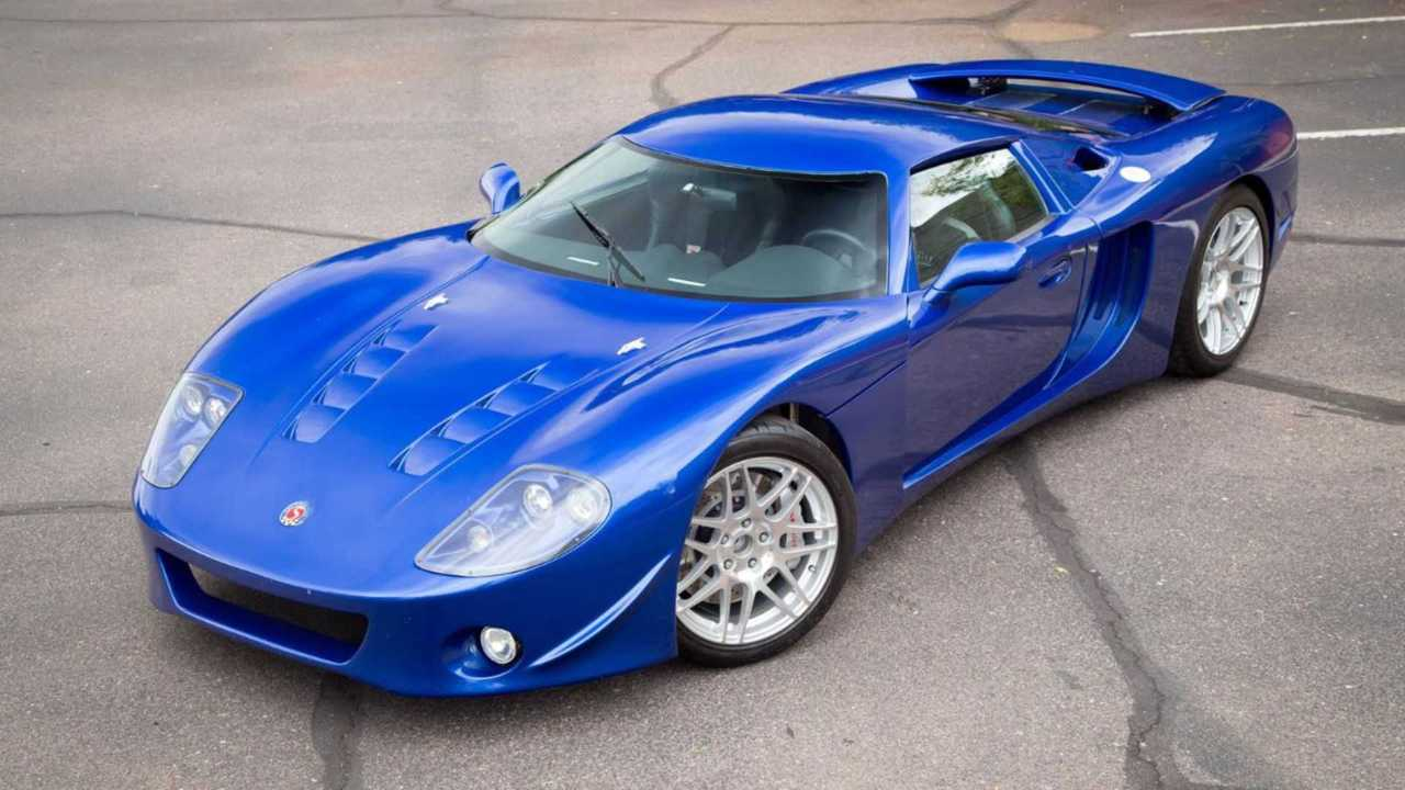 Surprise Them With A 2008 Factory Five GTM