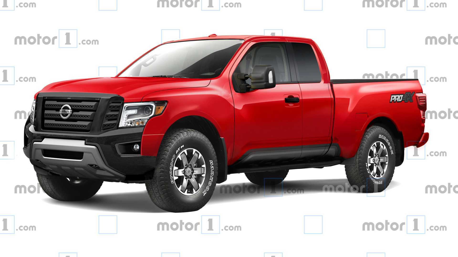 2021 nissan frontier everything we know