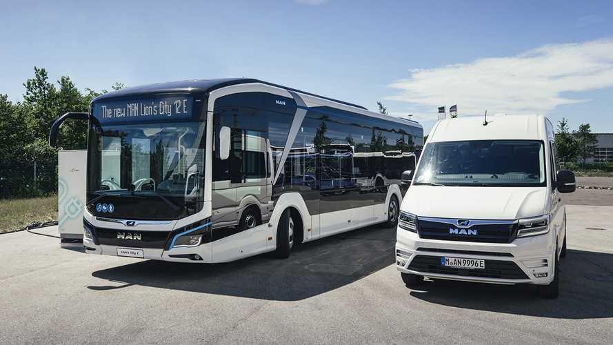 MAN Truck & Bus a ElekBu 2020, trasporto persone a zero emissioni