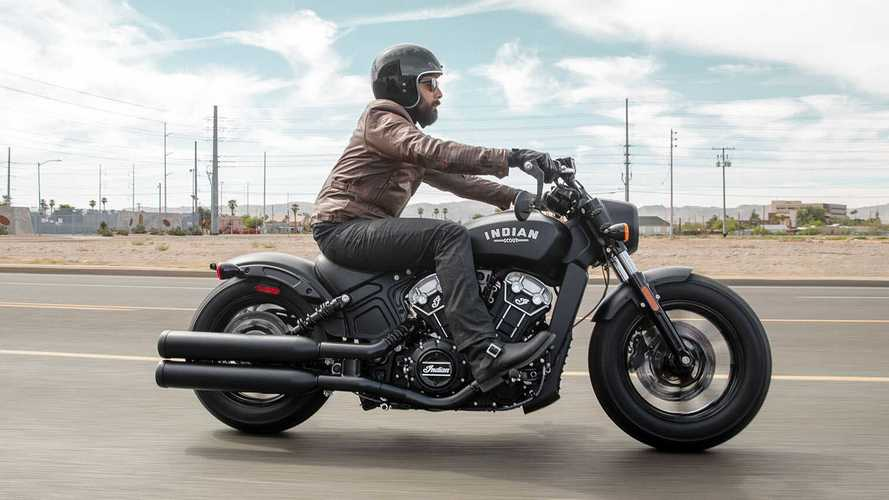 Is Indian Motorcycle Working On A Scout Bobber Sixty?