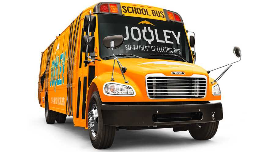 Thomas Built Buses Jouley