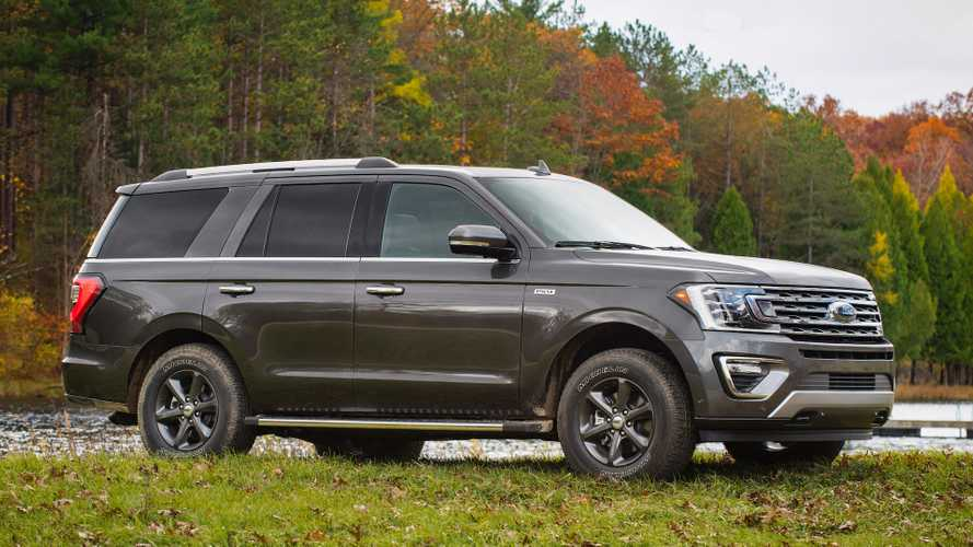 2020 Ford Expedition Limited Gets Tougher With FX4 Off-Road Pack