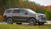 ford expedition limited off road package