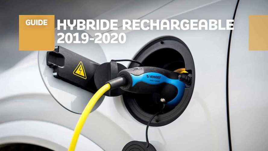 Hybride rechargeable - Toutes les nouveautés de 2020
