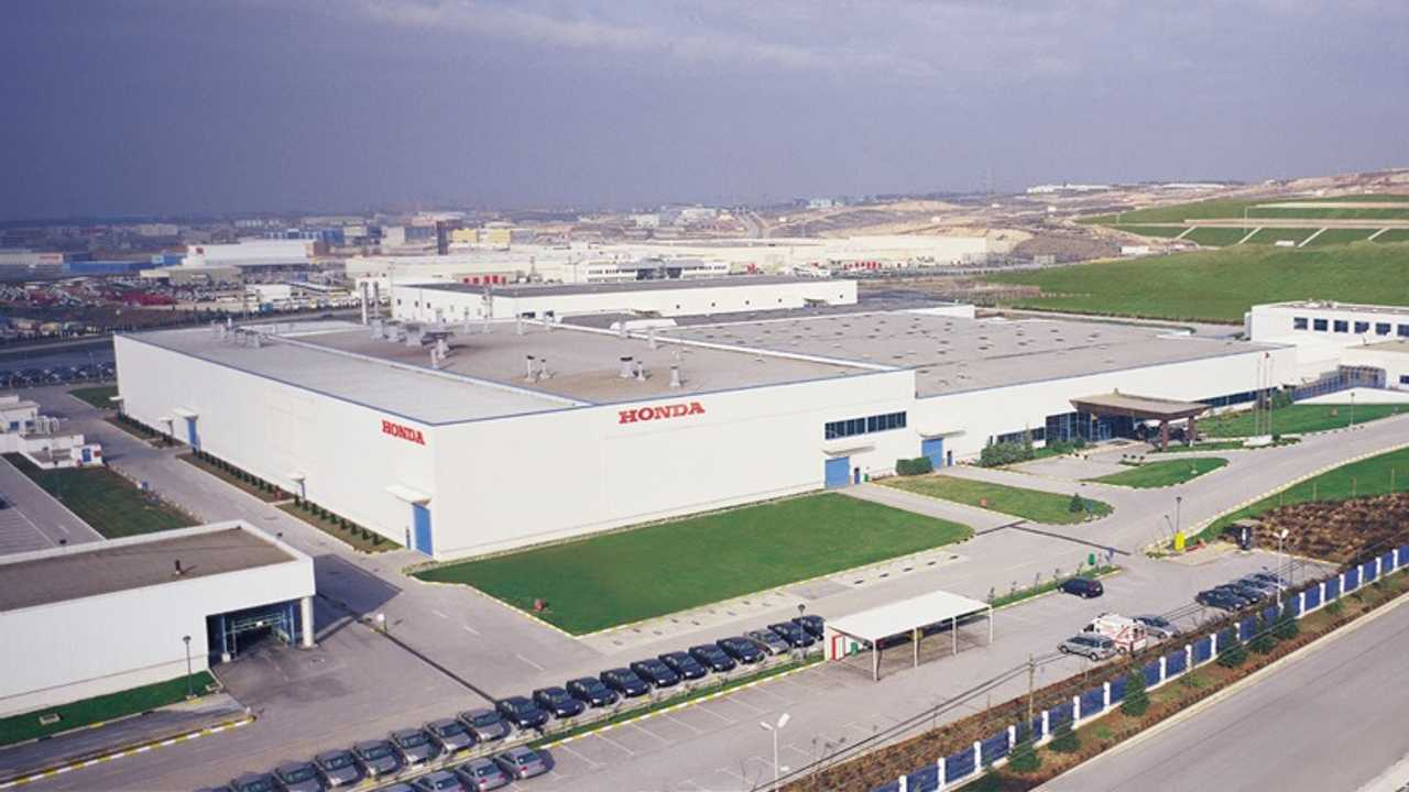 Honda Türkiye fabrika
