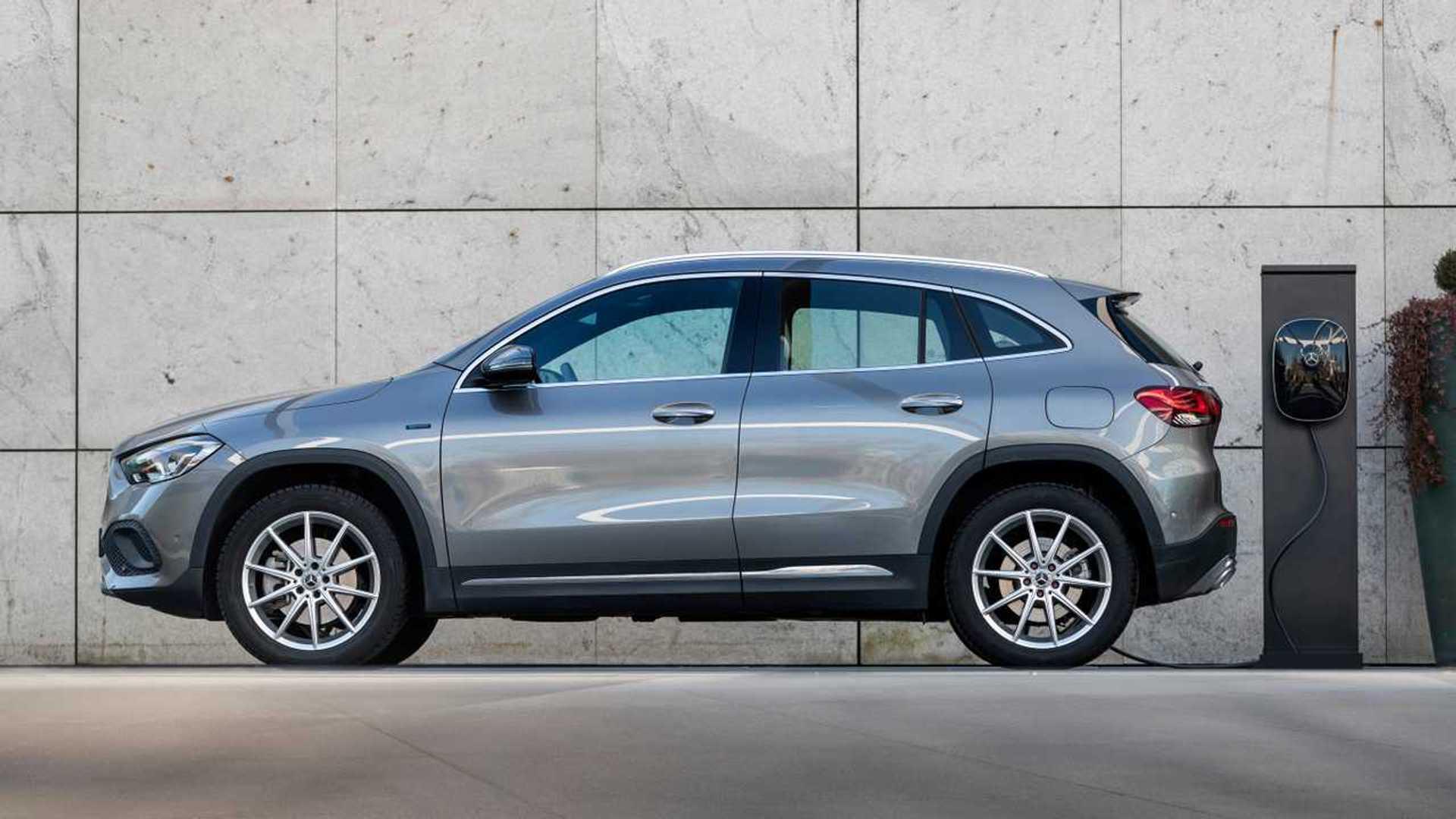 Mercedes-Benz GLA II (2019) 101