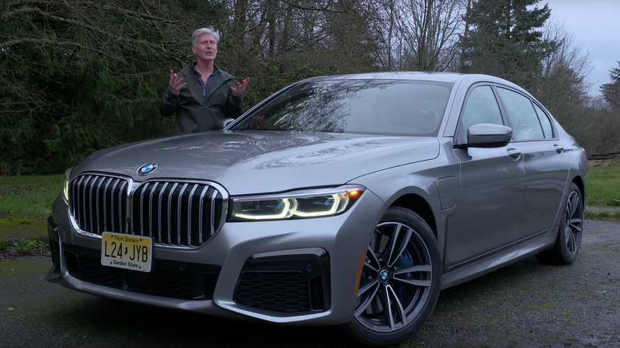 BMW 745e PHEV Makes A Lot Of Sense, Says This Reviewer