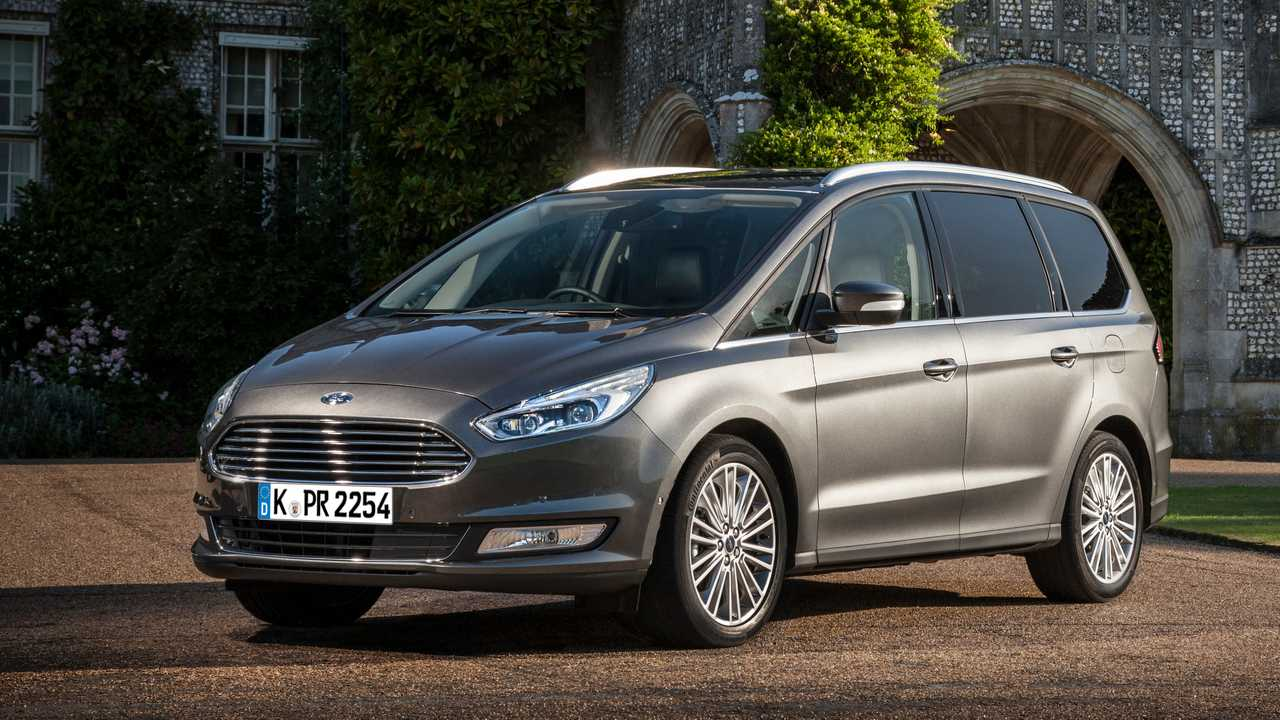 Ford Galaxy: Bis 2.000 Kilo