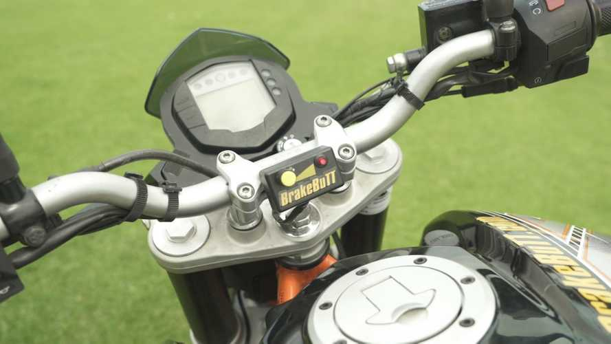 The BrakeBuTT Adds Linked Braking To Almost Any Motorcycle