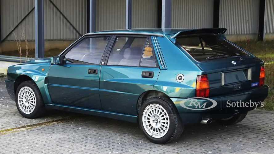 Lancia Delta Integrale all'asta