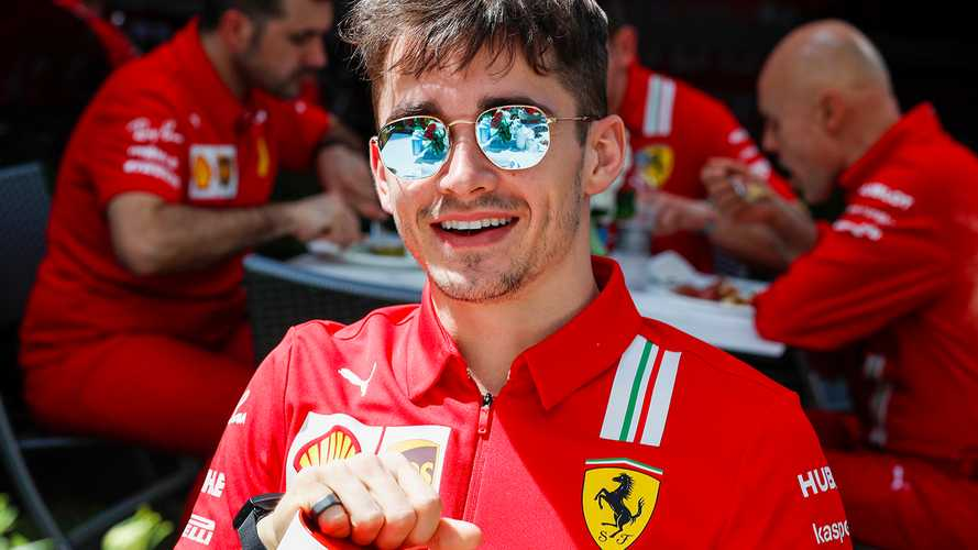 F1 drivers raise £56,000 as Leclerc wins charity Esports title