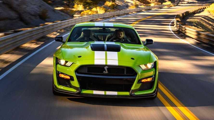 Disfruta en primera persona del Mustang Shelby GT500 en Hockenheim