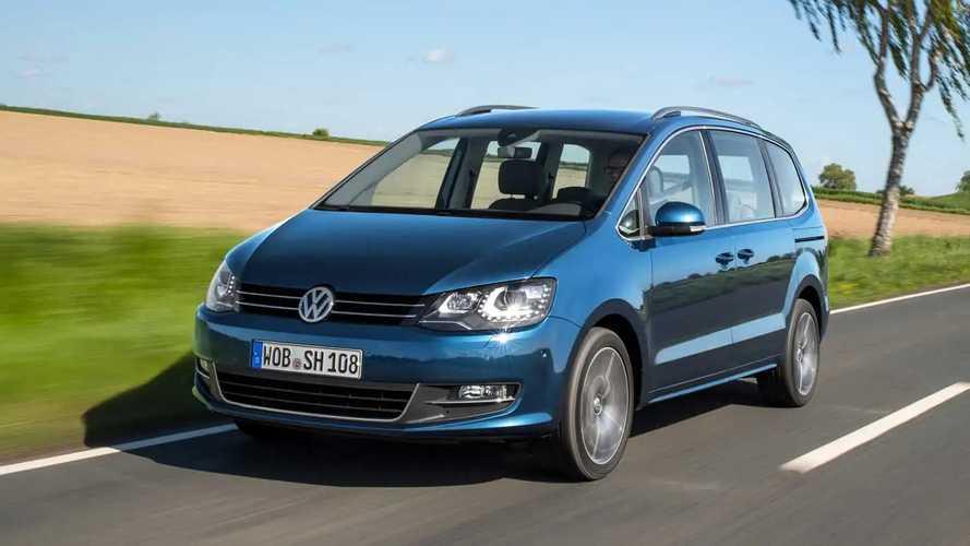 VW Sharan (2015)