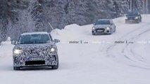 Audi Q4 e-tron als Erlkönig