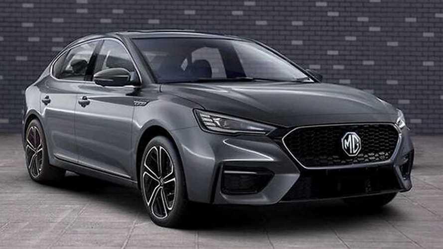 ¿No os recuerda el frontal del MG6 2020 al nuevo SEAT León?