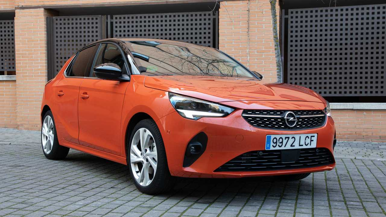 Opel Corsa 1.2T 100 Elegance 2020, prueba