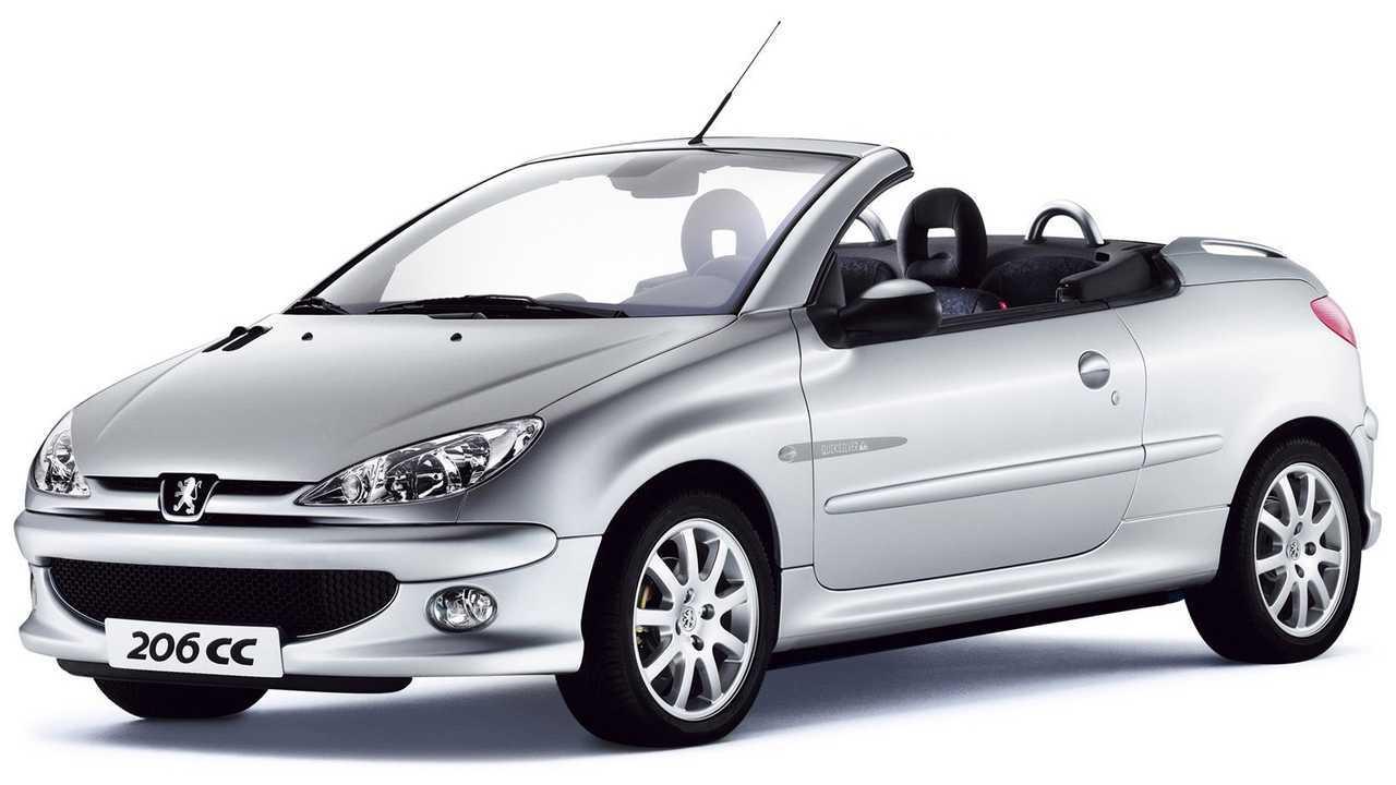 Peugeot 206 CC Quiksilver