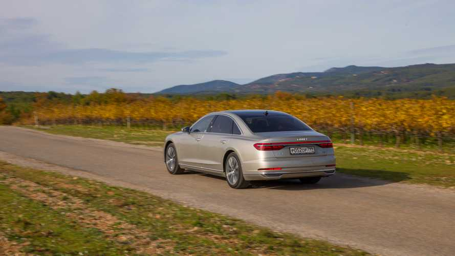 В России отзовут 3 топовых модели Audi