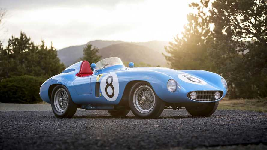 Ex-grand prix Ferrari to be auctioned after 60-year ownership