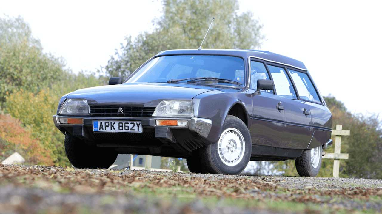 Citroën CX Buying Guide