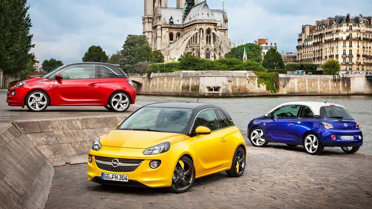 Opel ADAM (2012 - 2019)