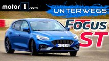 Video: Ford Focus ST mit 280 PS im Test