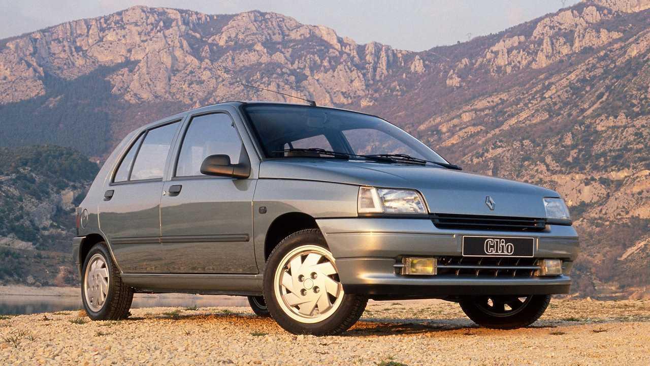 La Clio a 30 ans !