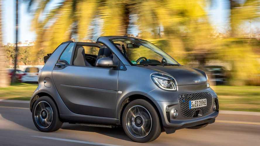 2020 smart EQ fortwo (Cabrio)