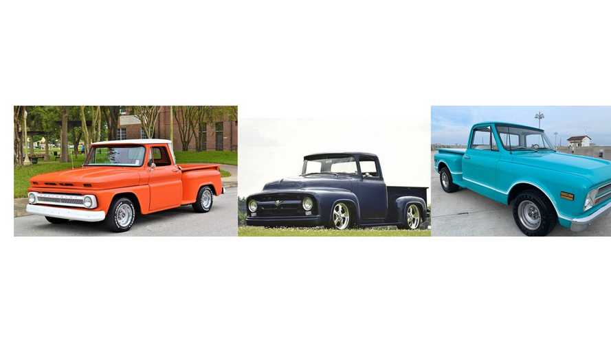 Which One Would You Pick Out Of These '50s-'60s Vintage Pickups?