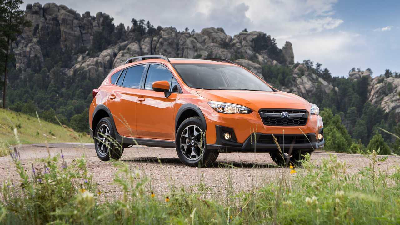 10. Subaru Crosstrek