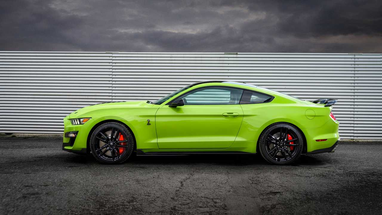 Ford Mustang Shelby GT500 jetzt auch in Europa erhältlich