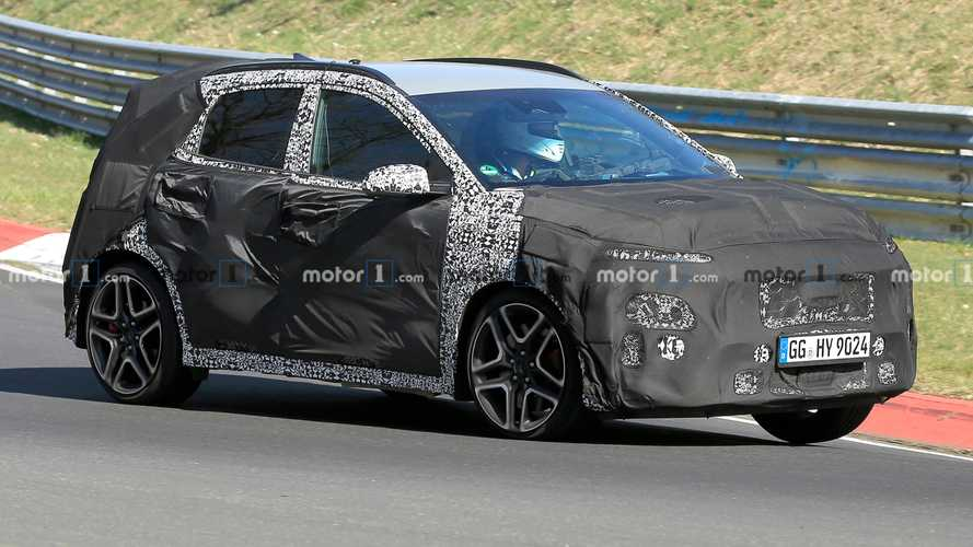 Hyundai Kona N Could Have 275 HP, AWD, And Dual-Clutch Automatic