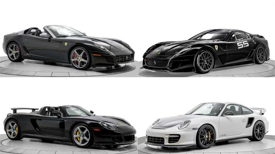 Seized Ferraris, Porsches Sold For $2.3M In US Treasury Auction